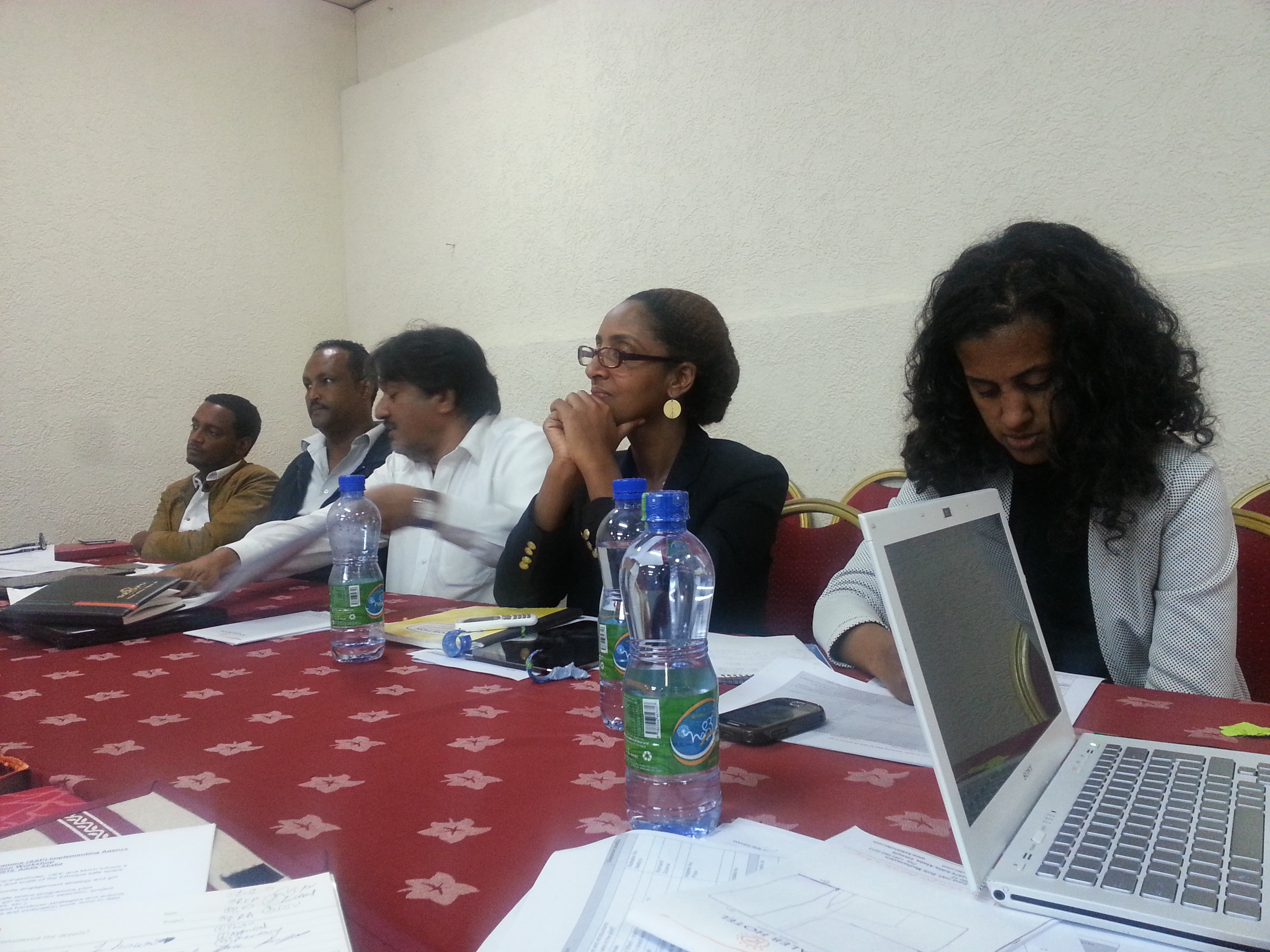 In collaboration with DFID, an Ethiopia Safe Space Program Project