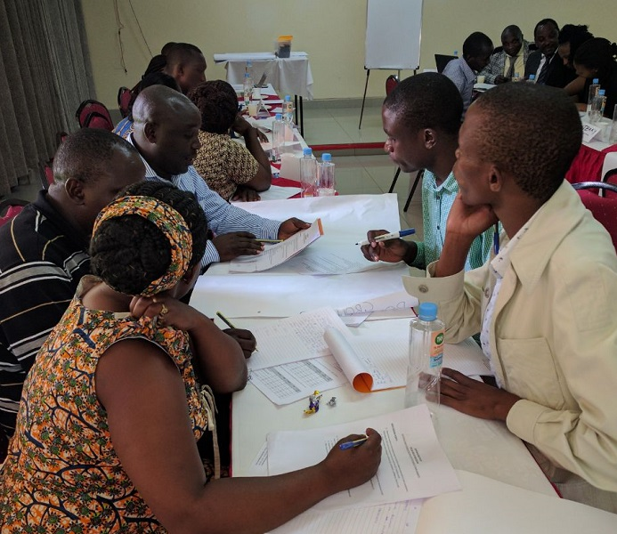 Baseline Survey for Strengthening the Electoral Process in Kenya