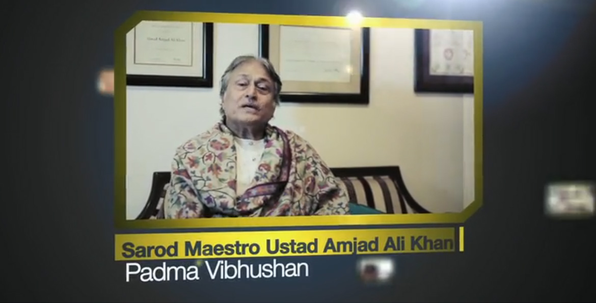 Ustad Amjad Ali Khan Bold Voice For An Inclusive Tomorrow