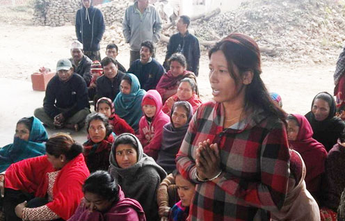 Increasing Incomes for Nepal's Impoverished Rural Households - Visit to the Learning for Life Project in Nepal