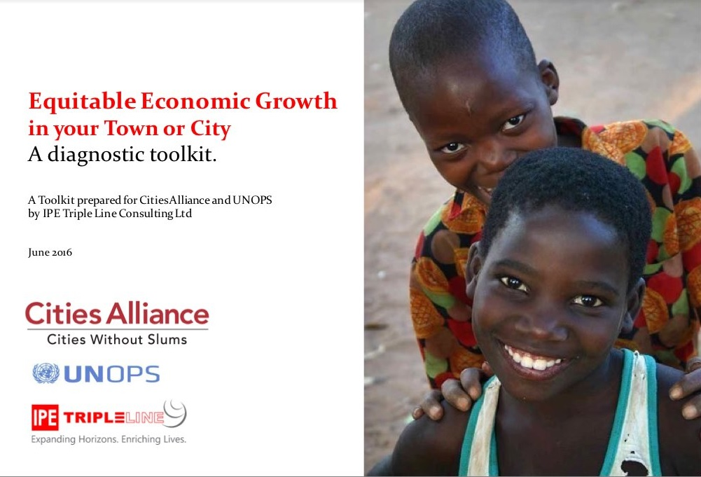 New Toolkit Helps Cities Steer Access to Public Goods to Foster Equitable Economic Growth