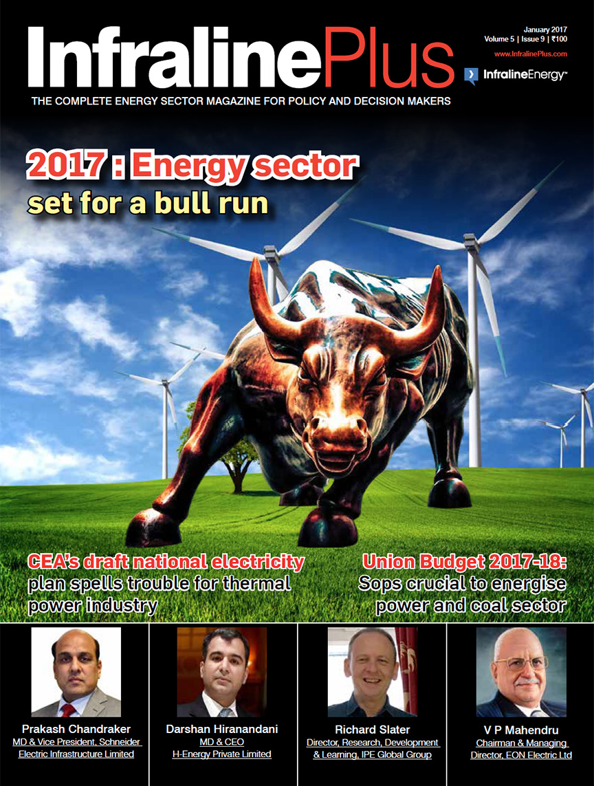 Infraline Plus magazine features Richard Slater's thoughts on the need for a single central body for energy policy that encourages right balance of fuel mix.