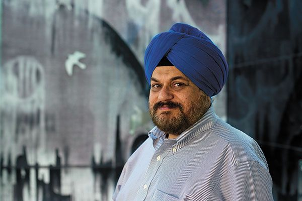 Ashwajit Singh features in Entrepreneur India