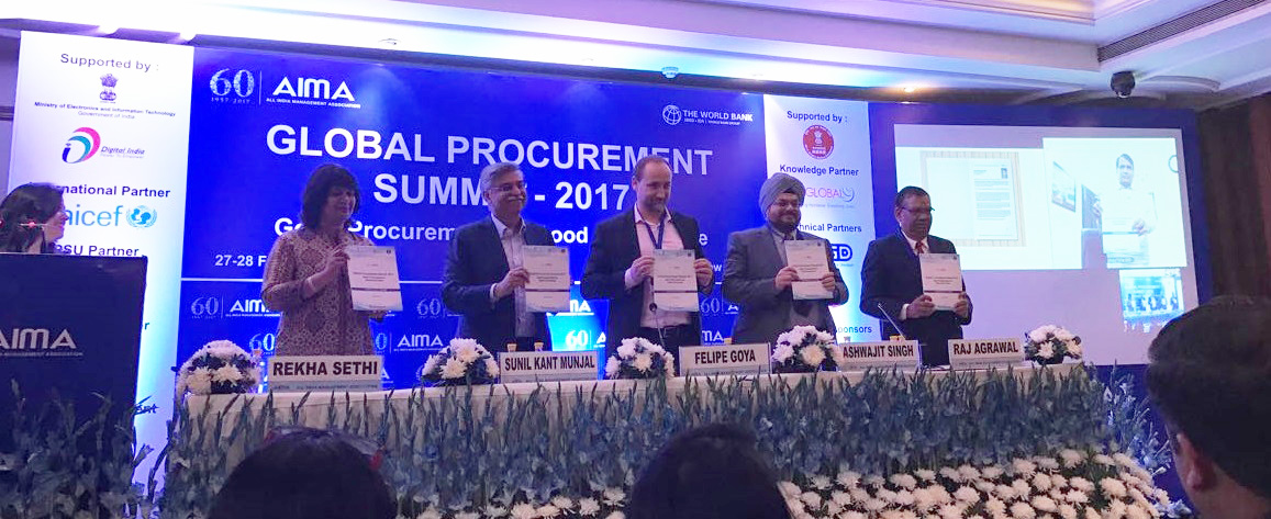 IPE Global, a Knowledge Partner at the Global Procurement Summit 2017