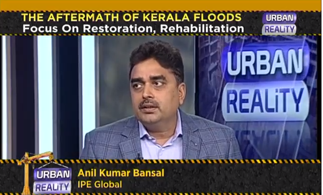 Anil Kumar Bansal features in 'Urban Reality' show on CNBC TV18