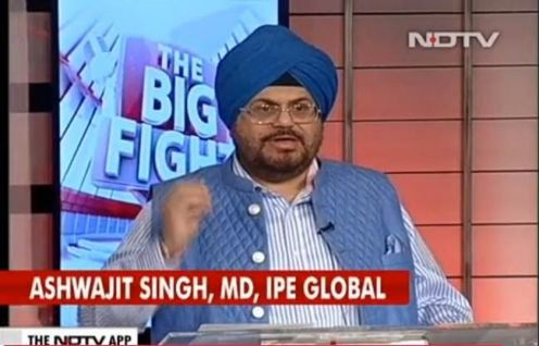 Ashwajit Singh's exclusive coverage on NDTV 24*7 Live