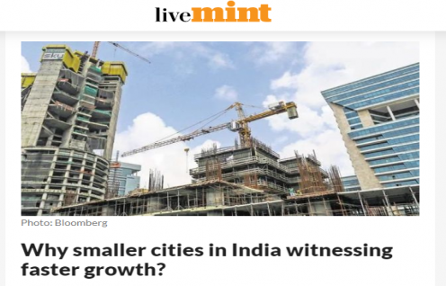 IPE Global gets exclusive coverage in Live Mint!