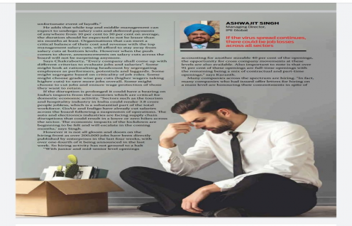 Ashwajit Singh, Managing Director shares his view with Outlook Money
