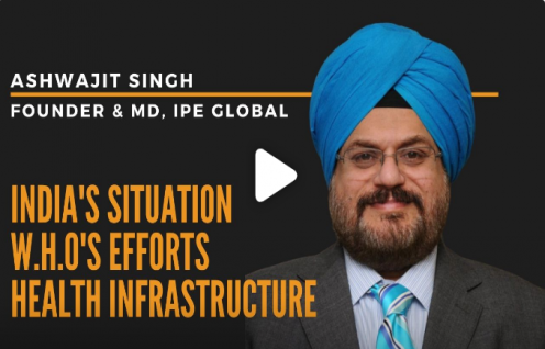 Ashwajit Singh, MD IPE Global shares his views with BusinessWorld
