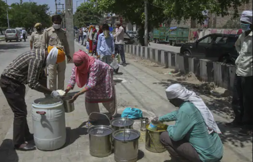 Nutrition Interrupted: Pandemic Could Lead to More Wasted Children in India