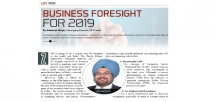 Ashwajit Singh features in Silicon India Magazine