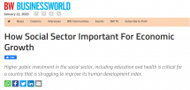 IPE Global gets exclusive coverage in Business World