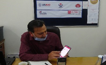 Safe Delivery App (SDA): Technology to rescue in times of pandemic