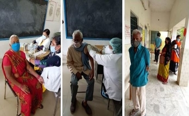 Building a resilient Covid-19 Vaccination Strategy in Bihar