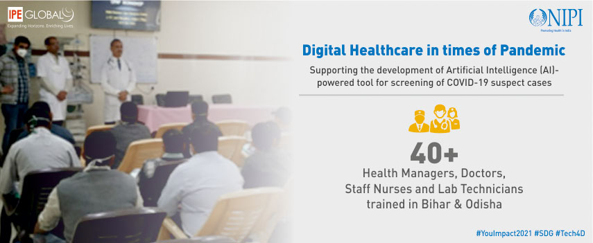 Digital healthcare in times of pandemic