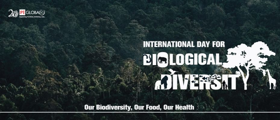 International Day For Biological Diversity